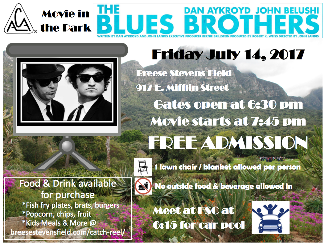 Blues Brothers at FSC