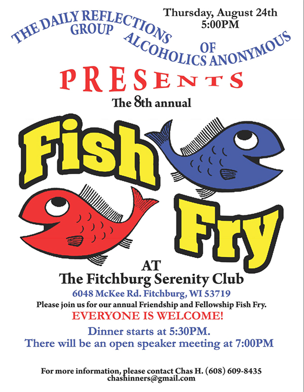 8th Annual FSC Fish Fry 2017