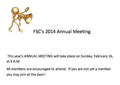 FSC Annual Meeting