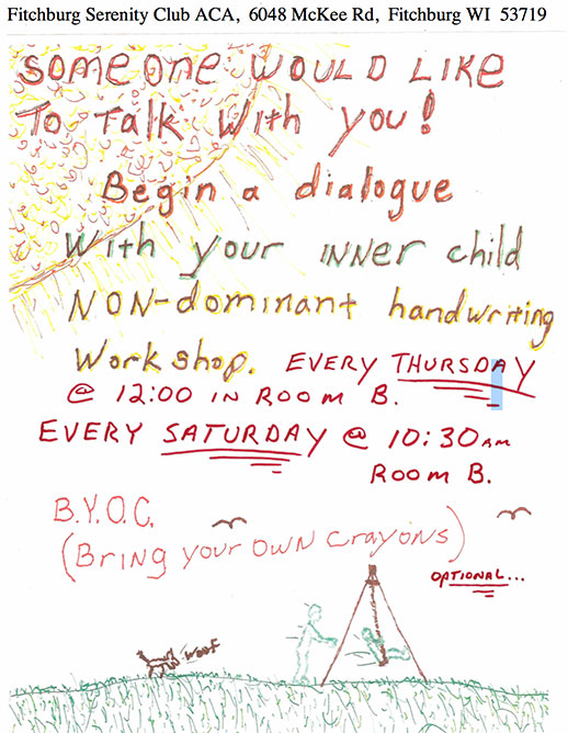 Inner Child Workshop Series